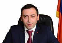 Գ.Ծառուկյանի աշխատանքը և նվիրվածությունը բարձր է գնահատվում ողջ ժողովրդի կողմից. Վահագն Գևորգյան