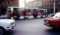 Երևանը մութ ու ցուրտ տարիներին: 1992 թվական: