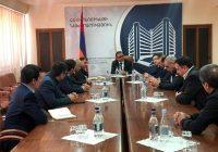 Տիգրան Խաչատրյանը գործարարների հետ քննարկել է տնտեսական աջակցության հարցերը