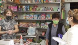Նորք Մարաշ եւ Նուբարաշեն վարչական շրջաններում 36 տնտեսվարողից 21-ի մոտ խախտումներ են արձանագրվել