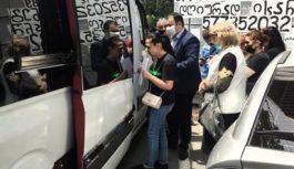 Դեսպանությունը ՀՀ քաղաքացիների վեցերորդ խմբին ճանապարհել է Հայաստան