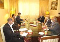 ՀՀ դեսպանը եւ Իրանի էներգետիկայի նախարարը քննարկել են Հայաստան մոտ 100 իրանցի մասնագետների գործուղման հարցը